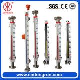 Indicatore di livello magnetico dell'acciaio inossidabile del galleggiante