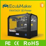 frame acrílico da impressora 3D com elevada precisão Impressora LCD