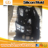 Molde de silício para produção de baixo volume