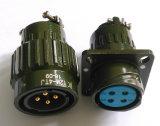 Y2m-4は力の円のバイオネットカップリングのコネクターをピンで止める