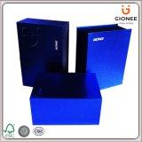 Diseño estructural especial de cartón caja de regalo