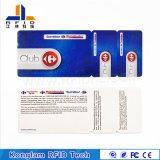 Подгонянная карточка PVC франтовская RFID для систем контроля допуска