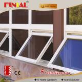 Schnelle Installation, einfache Verbindung und Einsparung-Lohnkosten-Aluminiumflügelfenster-Fenster