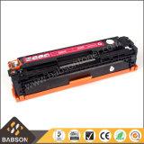 Babsonは粉のキャノンLbp5050/Mf8050cn/8030cnのためのHP Cp1215 Cp1312 Cp1515n Cp1518のための互換性のあるトナーカートリッジCB540をインポートした