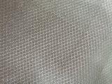 Textile fonctionnel Scn001 Matière tissée en nylon recouvert d'argent