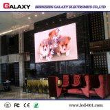 Farbenreiche Innen-örtlich festgelegte Bildschirmanzeige LED-P2/P2.5/P3/P4/P5/P6 mit vorderer Pflege