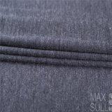 Tessuto delle lane della lavata della macchina per il Nightdress in grigio scuro