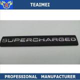 166*25mmの新式のクロム自動車部品車の紋章のバッジ