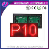 Дешевые цены P10 светодиодный модуль светодиодный индикатор красного цвета в модуль дисплея