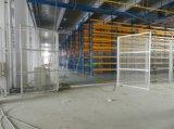 Racking elegante da pálete para o armazém industrial