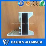 Profil en aluminium en aluminium d'extrusion de guichet de glissement de modèle populaire d'ODM d'OEM
