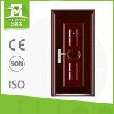 Catalogue de modèle de porte de sûreté pour la porte en acier de garantie