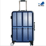 De Koffer van het Frame van het aluminium rijdt de Koffer van de Doos van de Staaf van de Bedrijfs het Inschepen Trekkracht