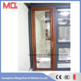 Двери Windows алюминиевой рамки стеклянные сделанное в Китае