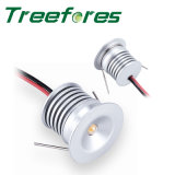 luz al aire libre de la lámpara 12V LED de la iluminación IP65 LED de 1W LED