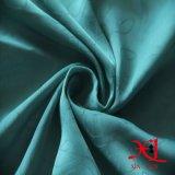 Полиэстер шифона из жаккардовой ткани ткани для кровати лист/одежды
