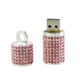 Joalharia pendrive USB Memory Stick Crystal Unidade Flash USB