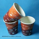 8oz bebida caliente de vasos de papel