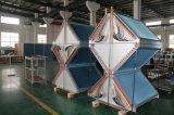 Kühlraum-kupfernes Gefäß-Flosse-Typ Kondensator