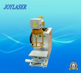 새로운 보기 플라스틱을%s 휴대용 섬유 Laser 표하기 기계