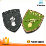 Flard van pvc van de Vlag van Amerika van het Moreel van Actical van de Prijs van de Fabriek van Pinstar het In het groot Goedkope Militaire