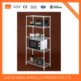 Пластичный Coated Shelving провода крома шкафа шкафа полки провода металла