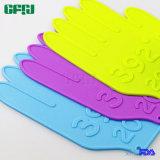 FDA/LFGB de Onderlegger voor glazen Potholder van Tablemat Placemat van het Keukengerei van het silicone