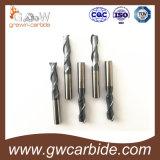 3 Flöte-Karbid-Enden-Tausendstel für Aluminium