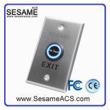 Induction infrarouge en acier inoxydable sans bouton de sortie de porte tactile (SB70NT)