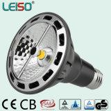 15W反射鏡のクリー族チップScob LED PAR30 (LS-P718-BWW/BW)