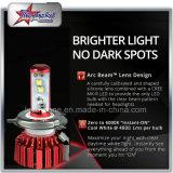 최고 밝은 고/저 광속 H13 H4 LED 헤드라이트 전구