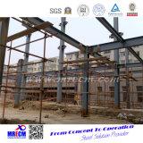 Estructura de acero prefabricada del ahorro de costes