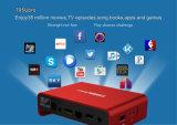 T95u Doos van 6.0 TV van WiFi van de Band van Octa Cora Amlogic S912 Pendoo van de Doos van TV 2g 16g de Dubbele Androïde