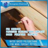 Dispersione alifatica del poliuretano per il rivestimento di legno
