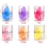 Gota de agua Fundación Blender esponja de maquillaje con látex libre
