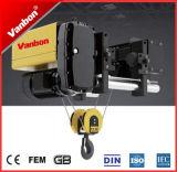 1tonne Vanbon Type de fil électrique à faible marge de manoeuvre palan à câble - Made in Shanghia