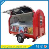 Migliore prezzo, cucina mobile del camion degli alimenti a rapida preparazione da vendere