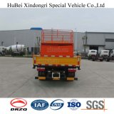 10m Dongfeng Veritical che alza il camion della piattaforma di lavoro aereo