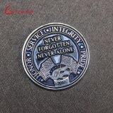 工場は私達を記念品のための金属によって認められる硬貨カスタム設計する