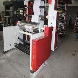 6 máquinas de impressão de alta velocidade de Flexo da cor com a máquina de impressão central do saco do tecido do cilindro