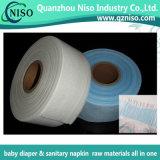 Cinturino non tessuto elastico a gettare per il pannolino del bambino con lo SGS (TXH-098)