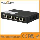 Commutateur réseau d'accès de port Ethernet de Tx de 8 millions de bits