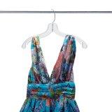 Accessoires pour vêtements en plastique transparent (pH1701C-2)
