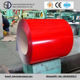 La qualité principale en gros de constructeur a enduit la bobine d'une première couche de peinture en acier galvanisée (PPGI/PPGL)