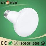 Ctorch R50 9W 증명서를 가진 알루미늄 LED 전구 E14 기초