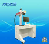 Гравировка лазера волокна/машина маркировки для глинозема/алюминия