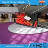 Muestra de interior a todo color del alquiler P3 LED de SMD