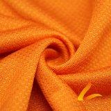 Tela elástica feita malha de Lycra do Spandex do poliéster para a aptidão do Sportswear (LTT-KCB1204K#)