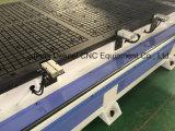 3プロセスCNCのルーターの販売のための木製の打抜き機