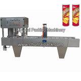 Máquina automática de selagem de papel de chips de batata automática